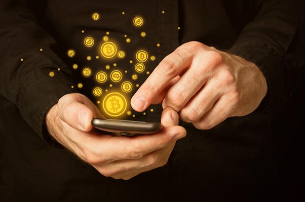 Bitcoin & Iphone