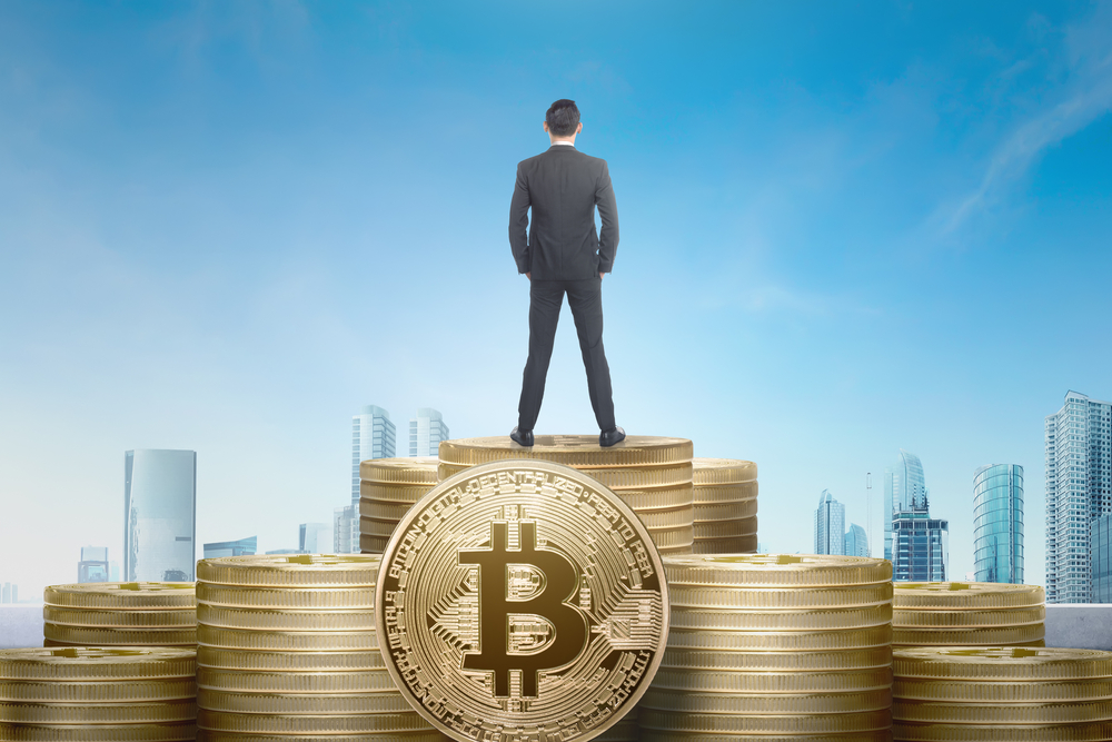 Standing on Bitcoins
