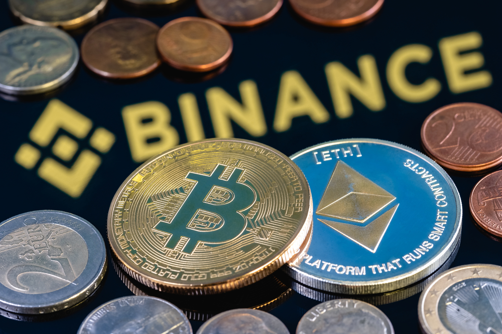 Binance and Bitcoin