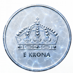 eKrona app logo
